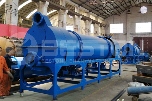 Coconut Shell Charcoal Machine Manufacturer